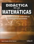 Did�ctica de las matem�ticas. La progresi�n de las matem�ticas de preescolar a secundaria.