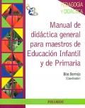 Manual de did�ctica general para maestros de Educaci�n Infantil y de Primaria