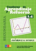 Cuaderno de aprendizaje y refuerzo 1.4. Gr�ficas y tablas. Secundaria.