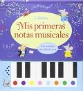 Mis primeras notas musicales. Libro piano
