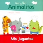 Animalitos. Mis juguetes. Toco y leo