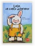 Lolo, un conejo diferente.