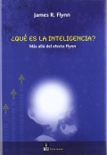  Qu es la inteligencia ?. Ms all del efecto Flynn.