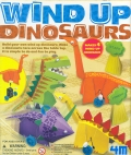Dinosaurios a cuerda (Wind up dinosaurs)