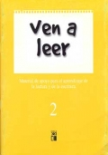 Ven a leer (2). Material de apoyo para el aprendizaje de la lectura y de la escritura.