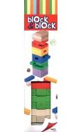 Block a Block Color de madera