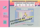 Competencia curricular. Lengua castellana 3 de primaria. (Cuaderno alumno y solucionario)