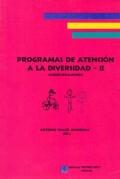 Programas de Atención a la Diversidad- II. (Ejemplificaciones)