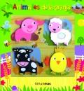 Animales de la granja (con piezas para jugar)