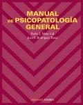 Manual de psicopatolog�a general