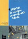 Did�ctica de la lengua en la educaci�n infantil