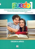 Puedo 1. Programa de orientaci�n educativa para alumnos de altas capacidades o superdotados. Desde 6 a�os.