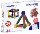Magnetics junior 24 piezas