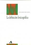 La definici�n lexicogr�fica