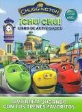 ¡Chu chu! Libro de actividades