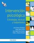 Intervenci�n psicol�gica. Estrategias, t�cnicas y tratamientos