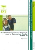 PIECE III. Programa de inteligencia emocional para la convivencia escolar III.