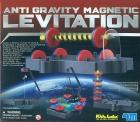 Levitación magnética antigravedad (Anti gravity magnetic levitation)