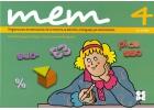MEM 4. Programa para la estimulación de la memoria, la atención, el lenguaje y el razonamiento. (9/10 años)