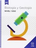 Biología y Geología. Nivel 1 ESO