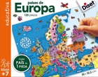 Puzzle de pa�ses de Europa