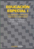 Educación Especial I. Una perspectiva organizativa y profesional.