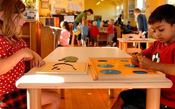 ¿Qué es el método Montessori?