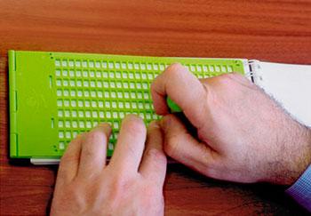 El braille, mucho más que un sistema de lectura para los ciegos (parte II)