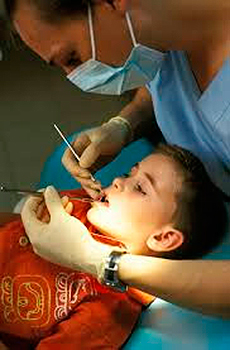 Manejo odontopediatrico del espectro autista Caso clínico.