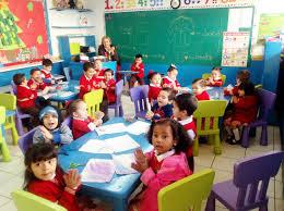 El lenguaje dentro del jardín de niños