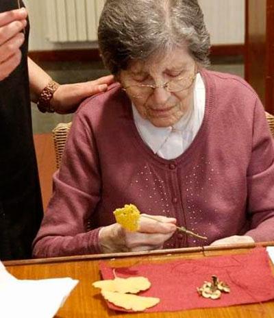 Beneficios de la botánica artística para pacientes con Alzheimer