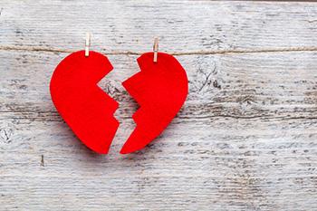 Duelo por separación de la pareja