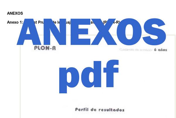 Anexos en pdf
