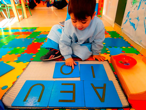 Posibilidades de aplicación del Método Montessori en entornos de logopedia