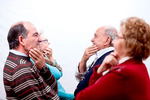 Terapia de Logopedia en la enfermedad de Parkinson