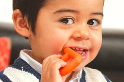 Conducta alimenticia y eficacia masticatoria en los niños autistas