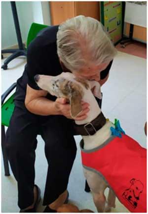 Intervención Asistida con Perros