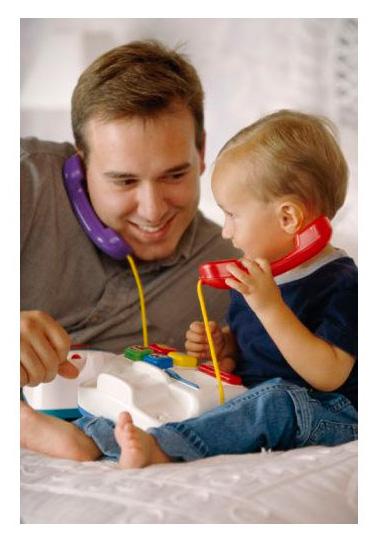 Estimulación del lenguaje en niños menores de 3 años