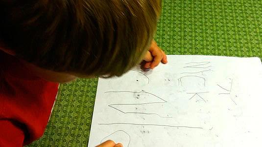 Habilidades básicas para el aprendizaje de la escritura. ¿Desde cuándo inicia este proceso? (Parte I)