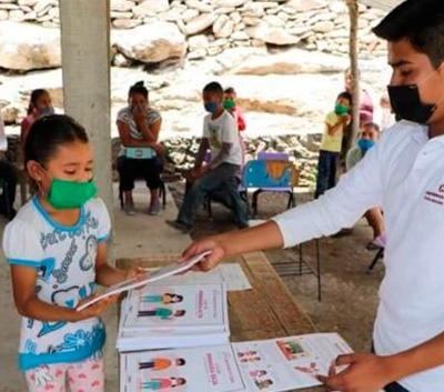 Sobre la educación comunitaria en tiempos de pandemia