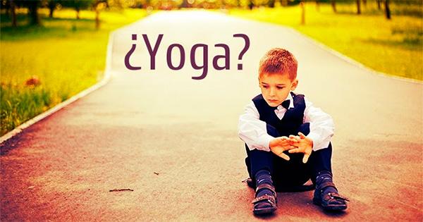¿yoga?