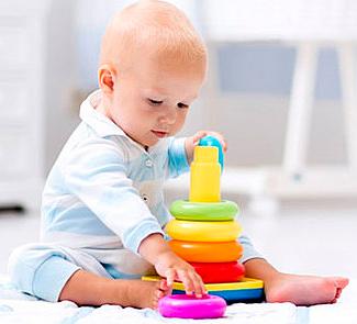La importancia del juego para los bebés