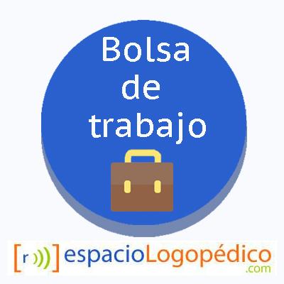 Bolsa De Trabajo De Espaciologopedicocom Espaciologopedico
