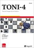 TONI-4. Test de Inteligencia No Verbal (Juego completo)