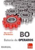 BO, batería de operarios.