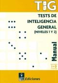 TIG, test de inteligencia general. Serie dominós. (Nivel 1)