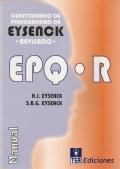 EPQ-R, cuestionario de personalidad de Eysenck- Revisado. (Juego completo)