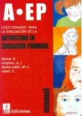 A-EP. Evaluación de la autoestima en la educación primaria