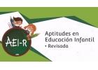 AEI-R. Aptitudes en Educación Infantil - Revisado (juego completo)