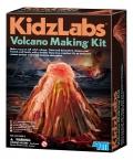 Crea tu volcán (Volcano making kit)
